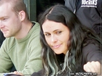 Within Temptation, Signing Session @ Wacken Open Air (Ruud Jolie, Sharon Den Adel)