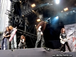 DragonForce @ Graspop Metal Meeting (Herman Li, Vadim Pruzhanov, Fr�d�ric Leclercq, ZP Theart, Sam Totman)