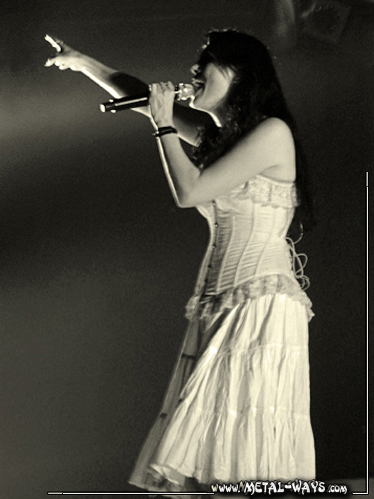 Within Temptation @ Artefacts Festival (Sharon Den Adel)