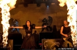 Within Temptation @ B�kefeesten (Sharon Den Adel, Ruud Jolie)
