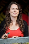 Within Temptation, Signing Session @ Appelpop (Sharon Den Adel)