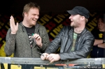 Within Temptation, Signing Session @ Appelpop (Martijn Spierenburg, Ruud Jolie)